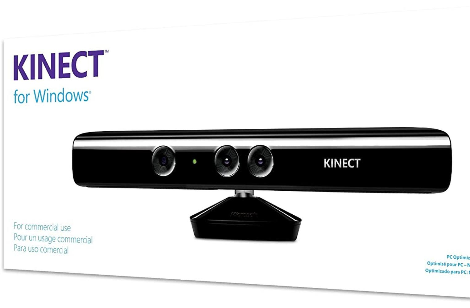 Kinect for PC