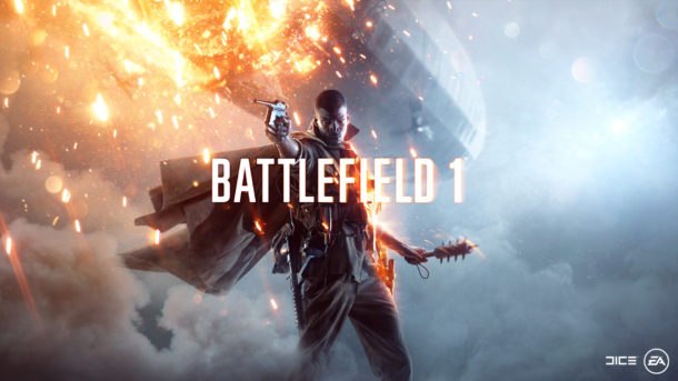 Battlefield 1 Artwork 01
