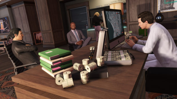 GTA Online Further Adventures in Finance and Felony 01