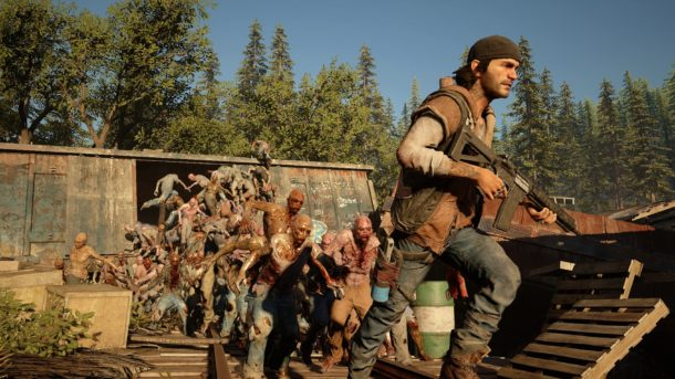 Days Gone Screenshot 05
