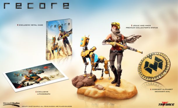 ReCore Collector Edition