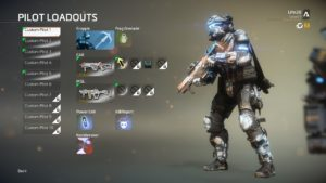Titanfall 2 Pilot Customization