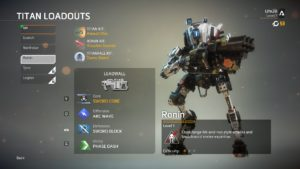 Titanfall 2 Titan Customization