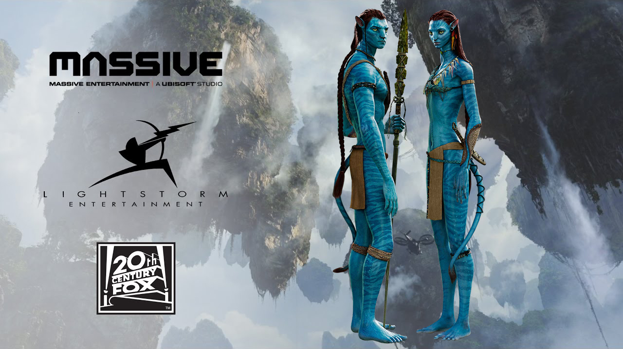 Avatar ubisoft game