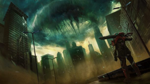 The Surge 2 Artwork