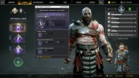 God of War Armor Upgrade