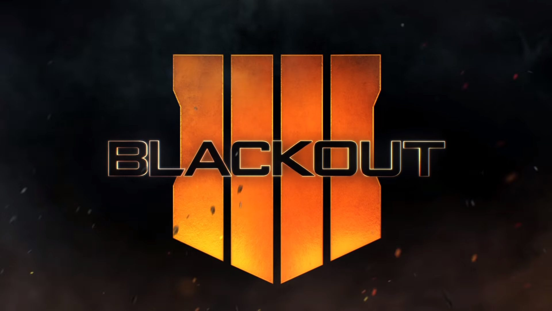 Call of Duty: Black Ops 4 Blackout mode
