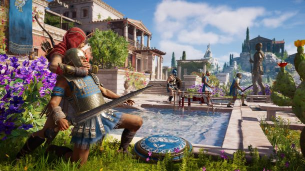 Assassin's Creed Odyssey Screen 13