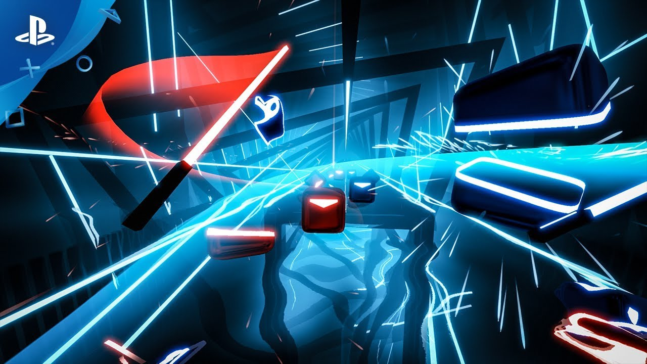 Beat Saber PlayStation VR