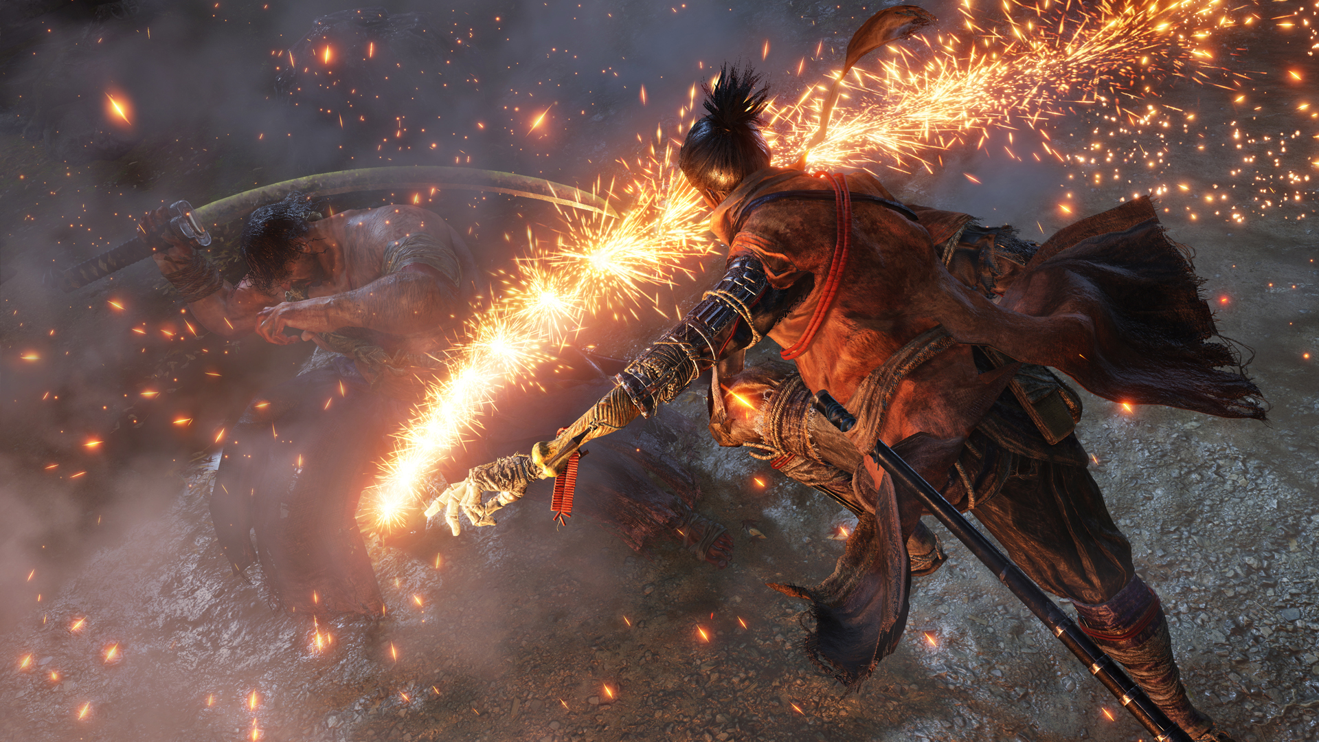 Sekiro: Shadows Die Twice Screen 1