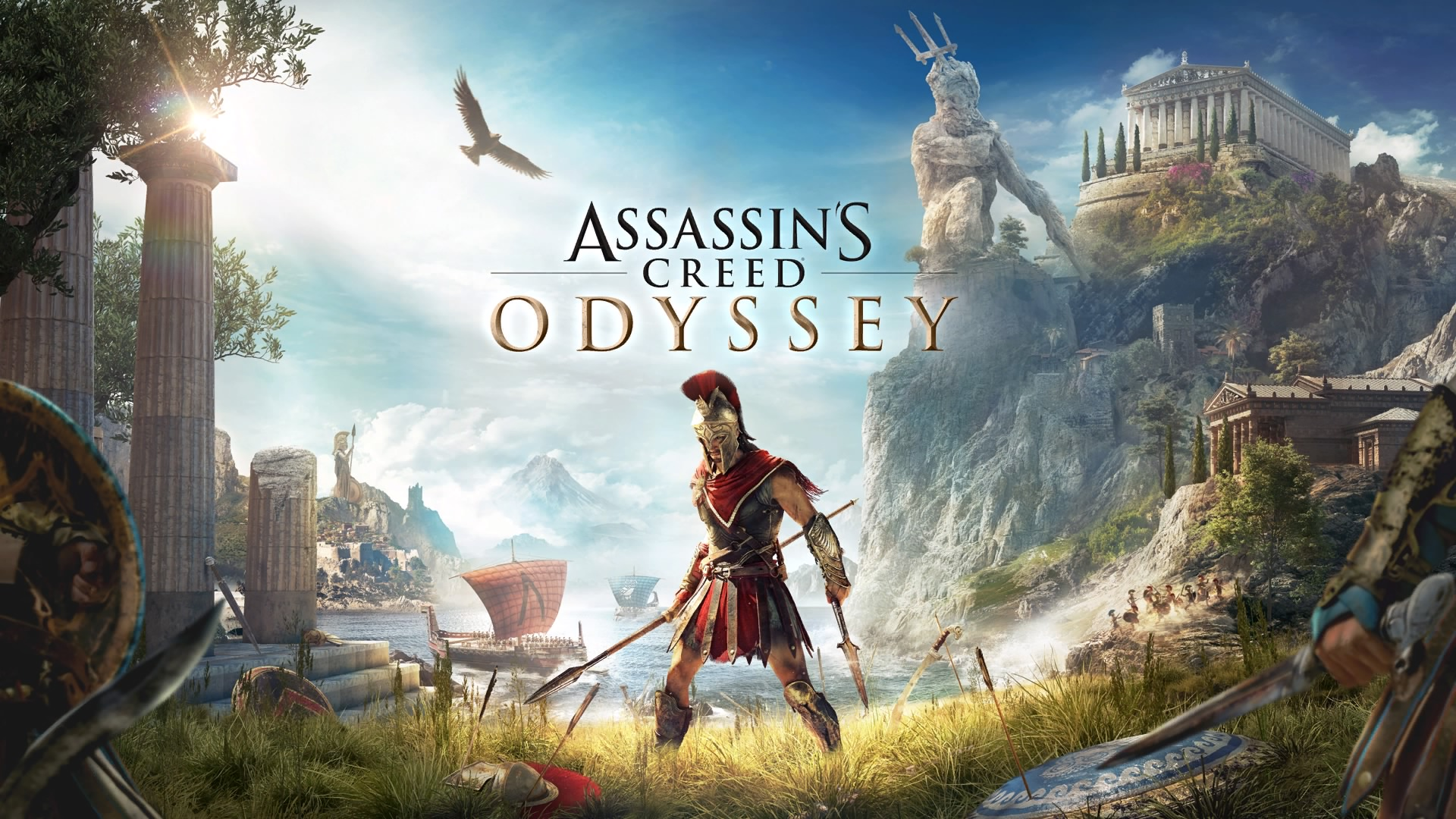 Assassin's Creed Odyssey - Recenzia