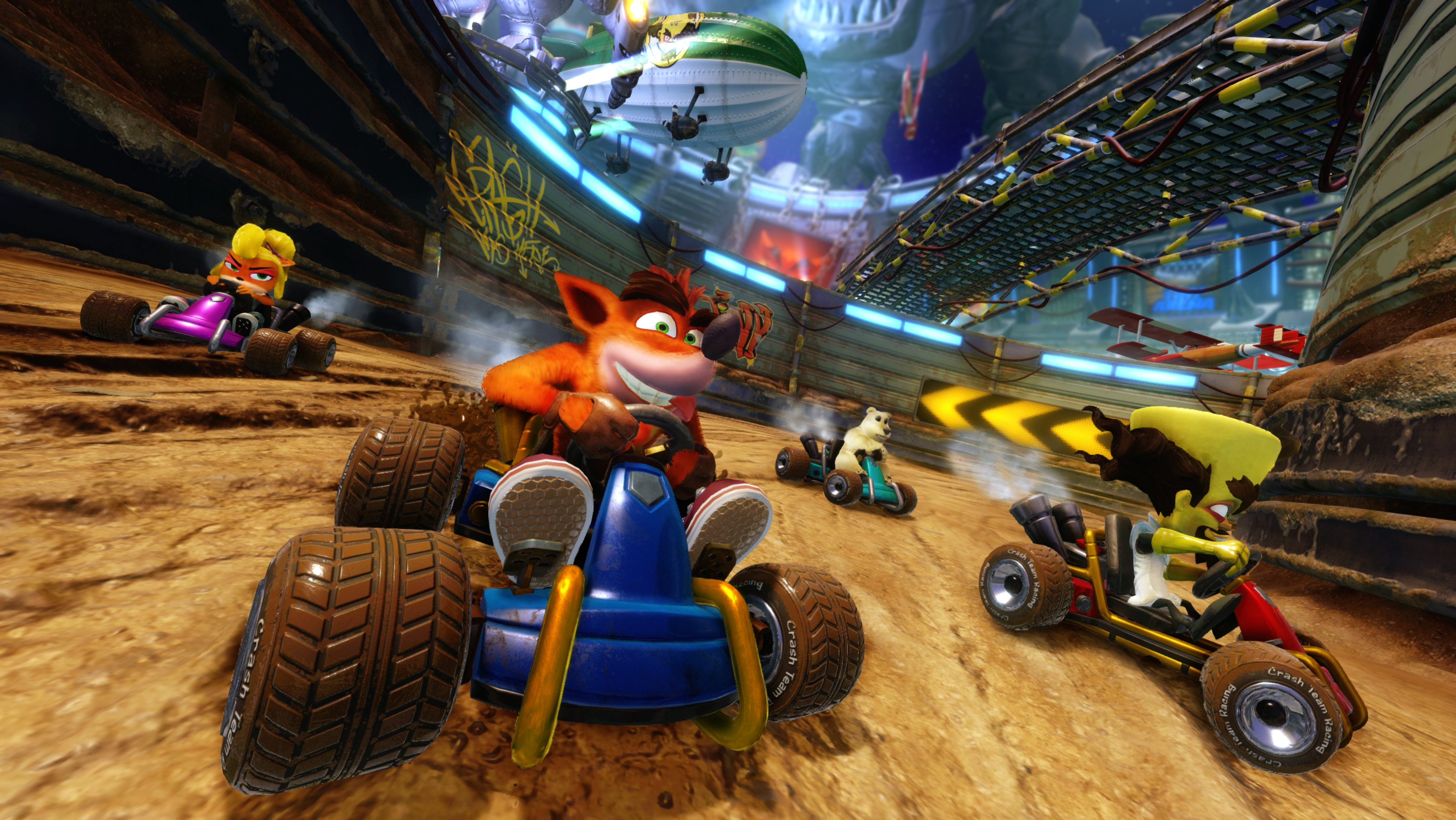 Crash Team Racing Nitro-Fueled - 2