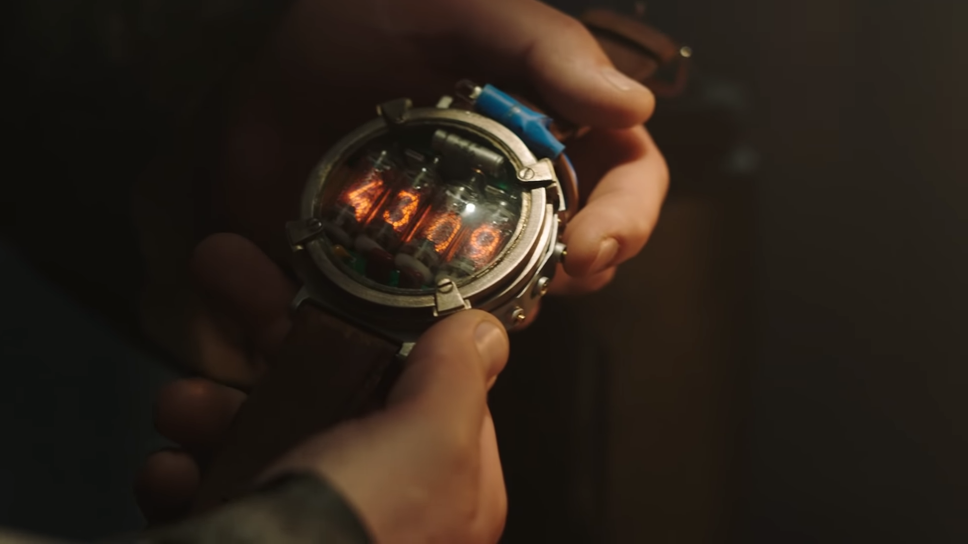 Metro Exodus Nixie Watch 1