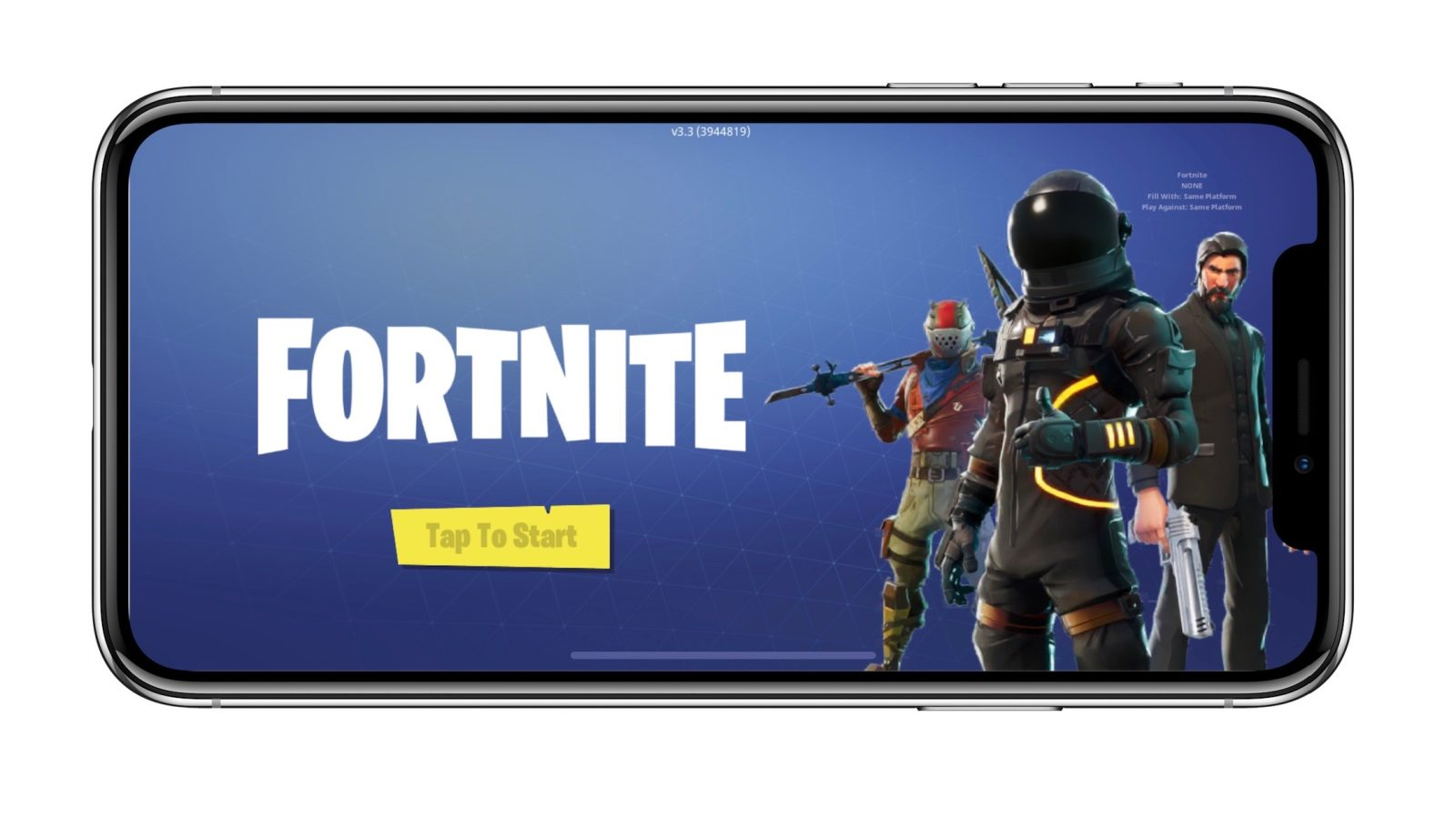 fortnite ios android mobile
