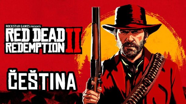 red dead redemption 2 čeština