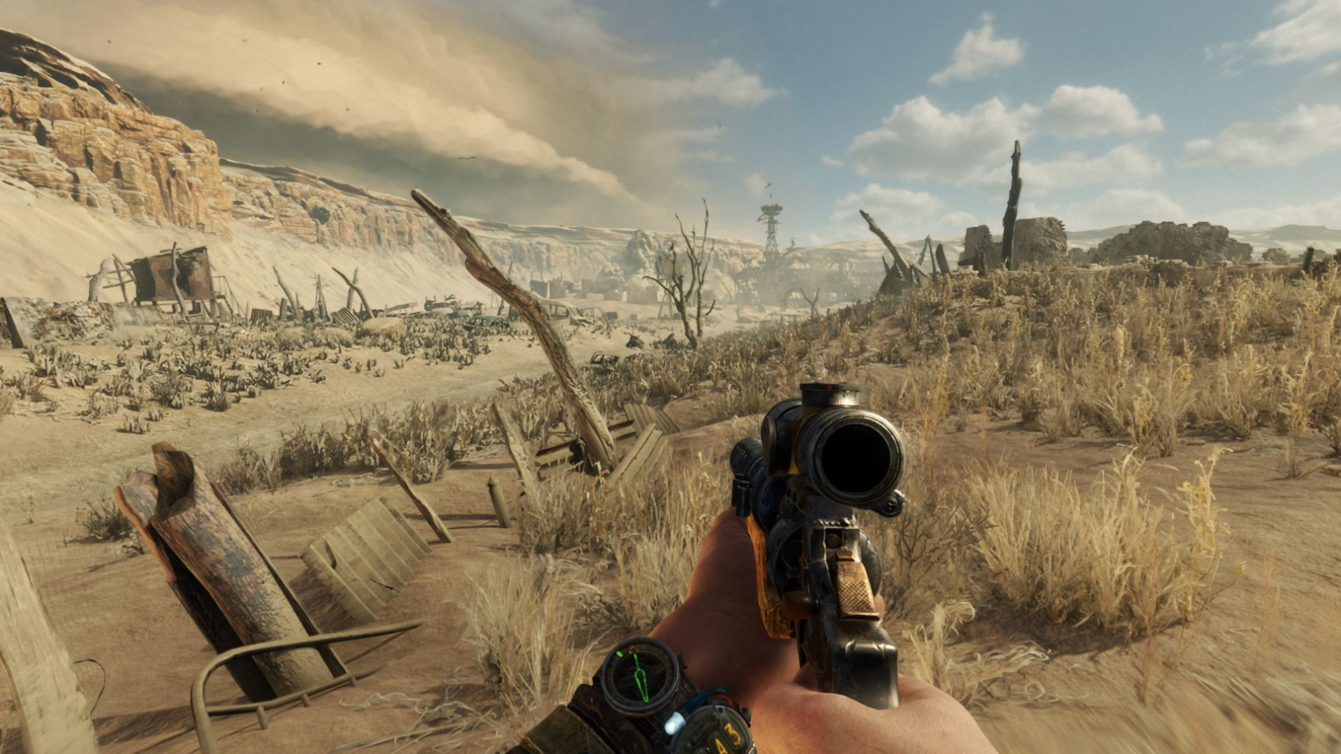 Metro Exodus PC Screenshot 12