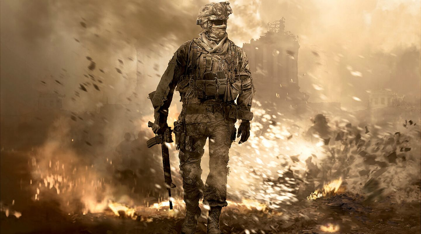 Call of Duty Modern Warfare 2019 hra