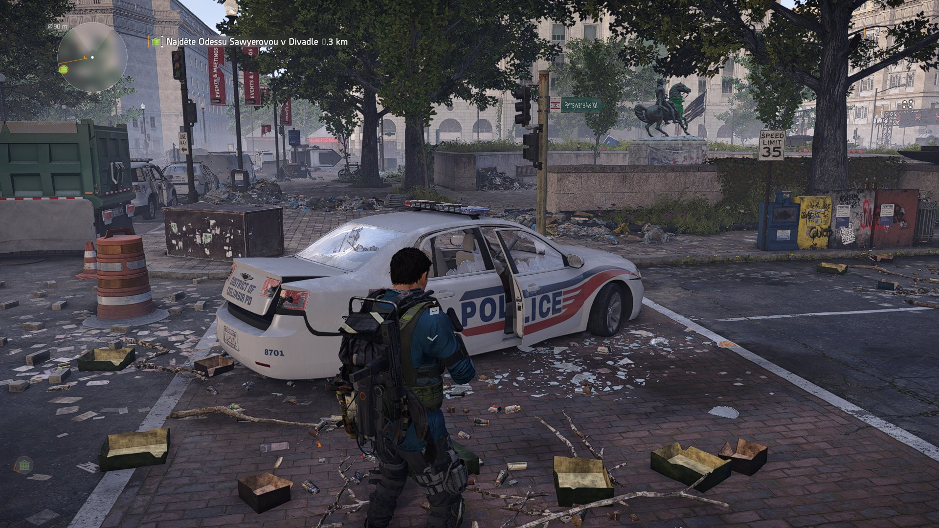 Tom Clancy's The Division 2 Screenshot 02