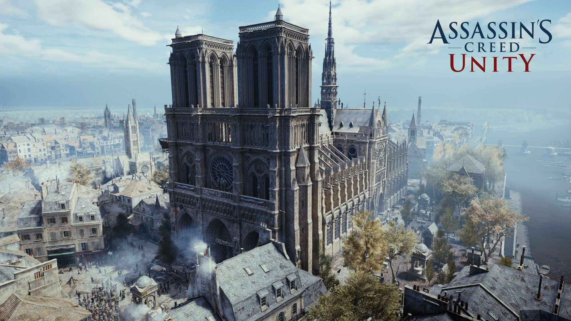 AC unity Notre Dame Free Download