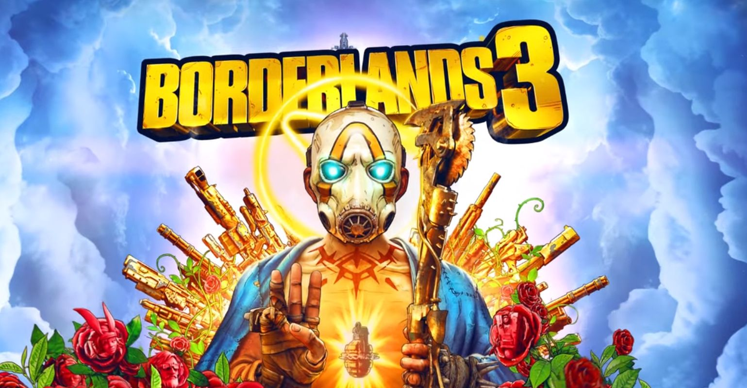 Borderlands 3 Art