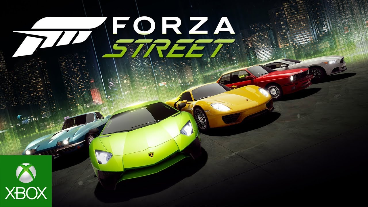 Forza Street Free Download