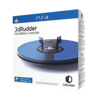 PS4 PSVR Foot Controller 3DRudder 03