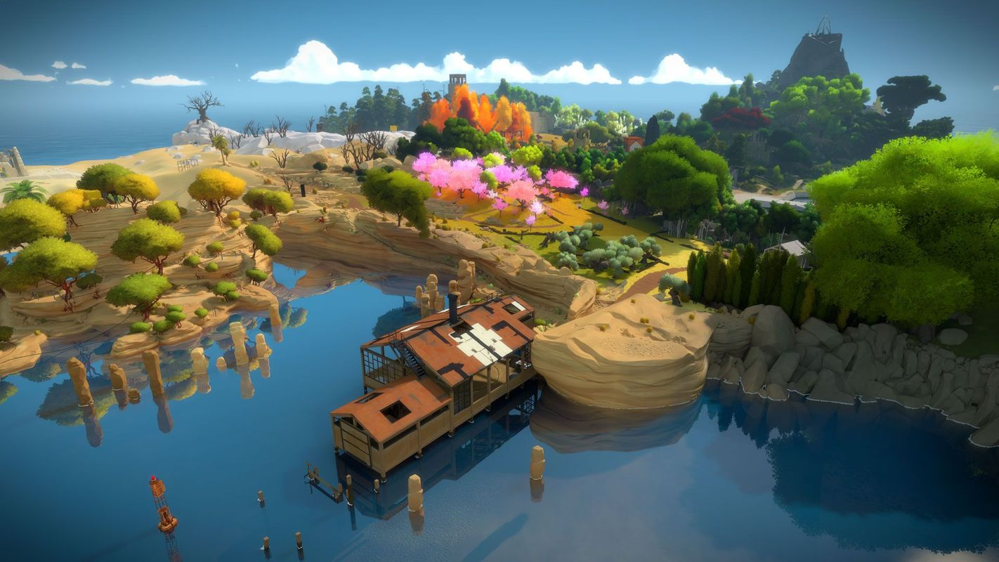 The Witness Download Free Game