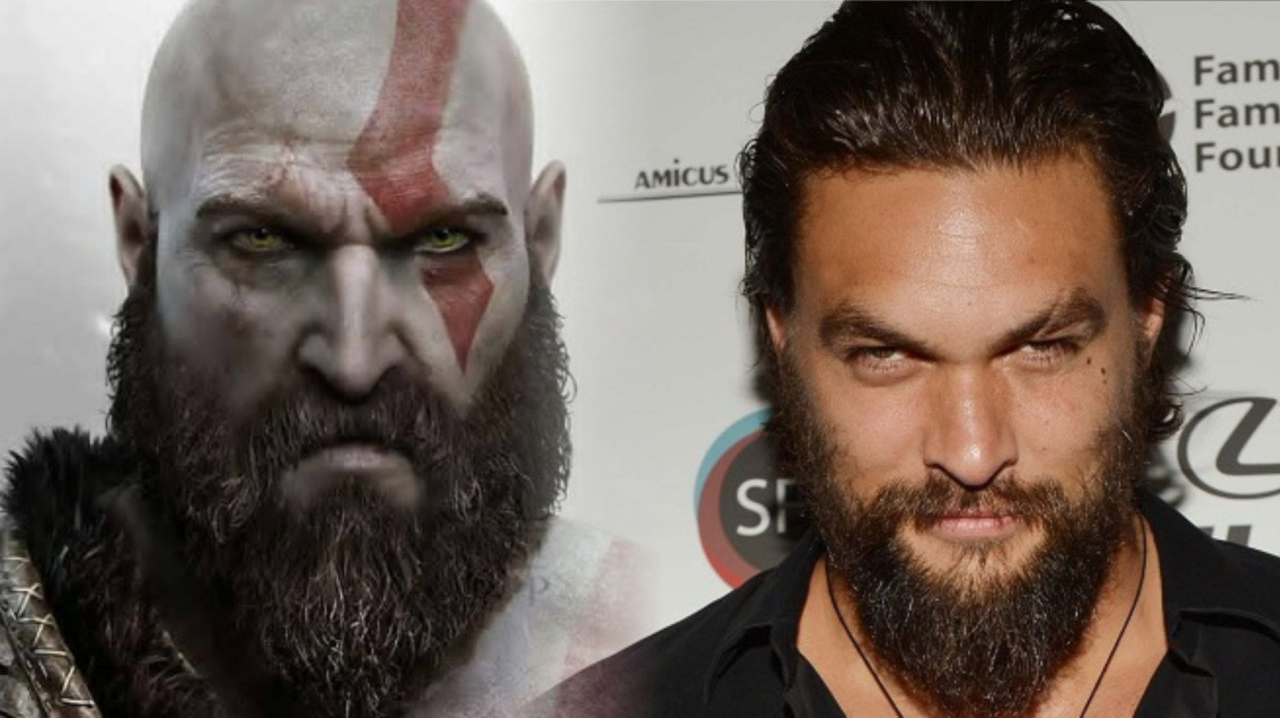 PlayStation Productions God of War Actor