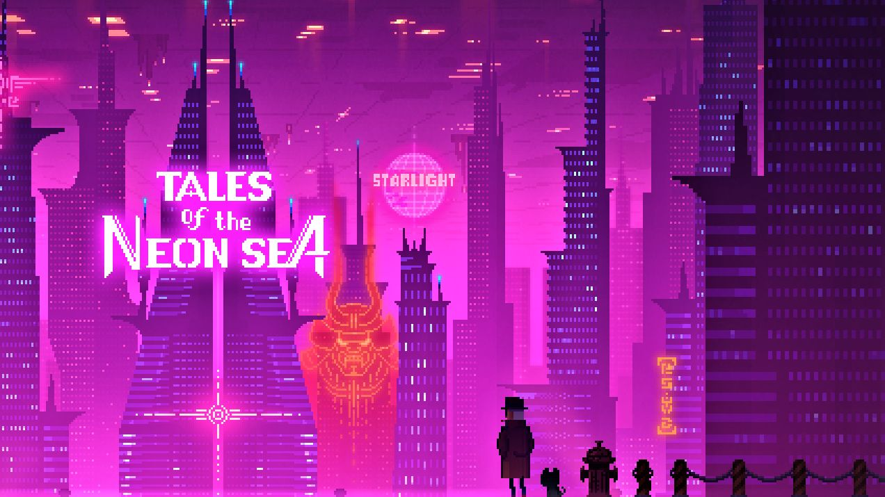 Tales of the Neon Sea Recenzia