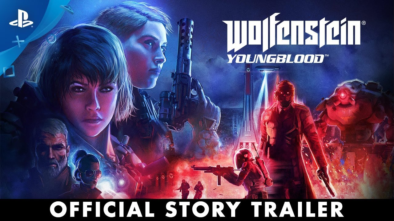Wolfenstein Youngblood hra na PC