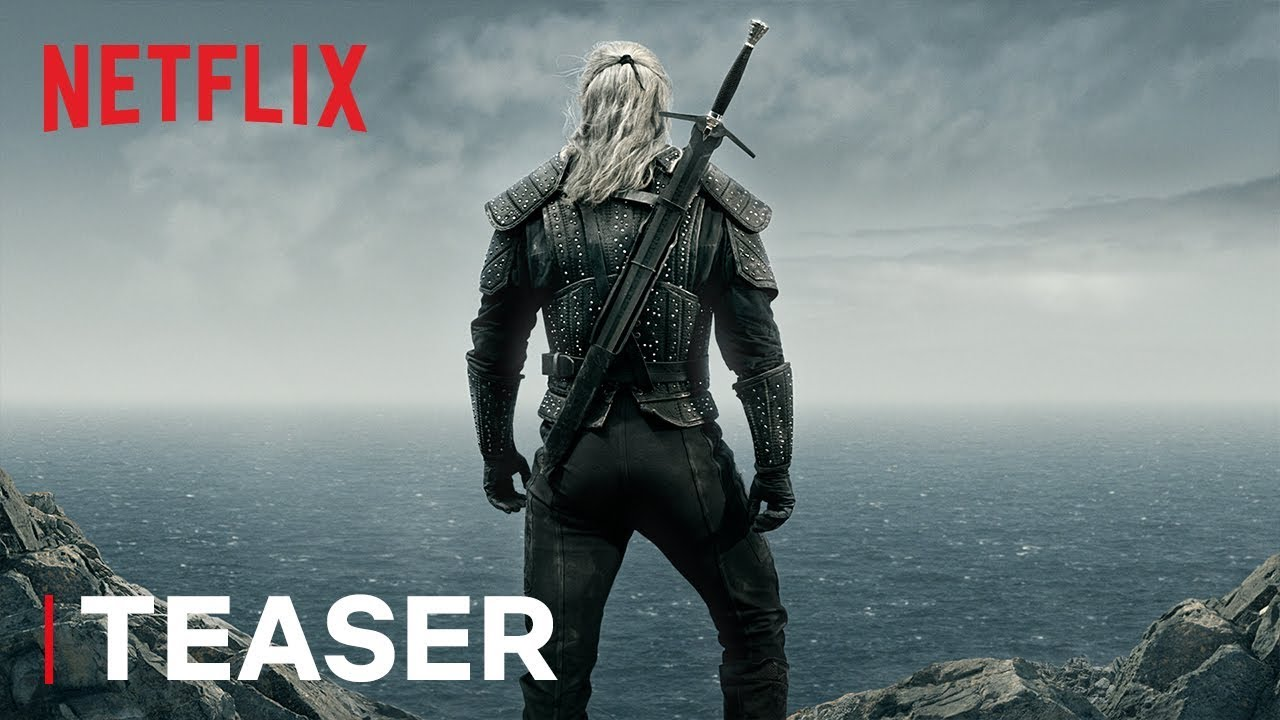 Netflix Zaklinac Trailer The Witcher