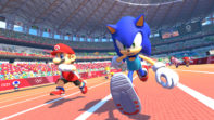 Nintendo Switch - Mario and Sonic Tokyo Olympic Games 2020