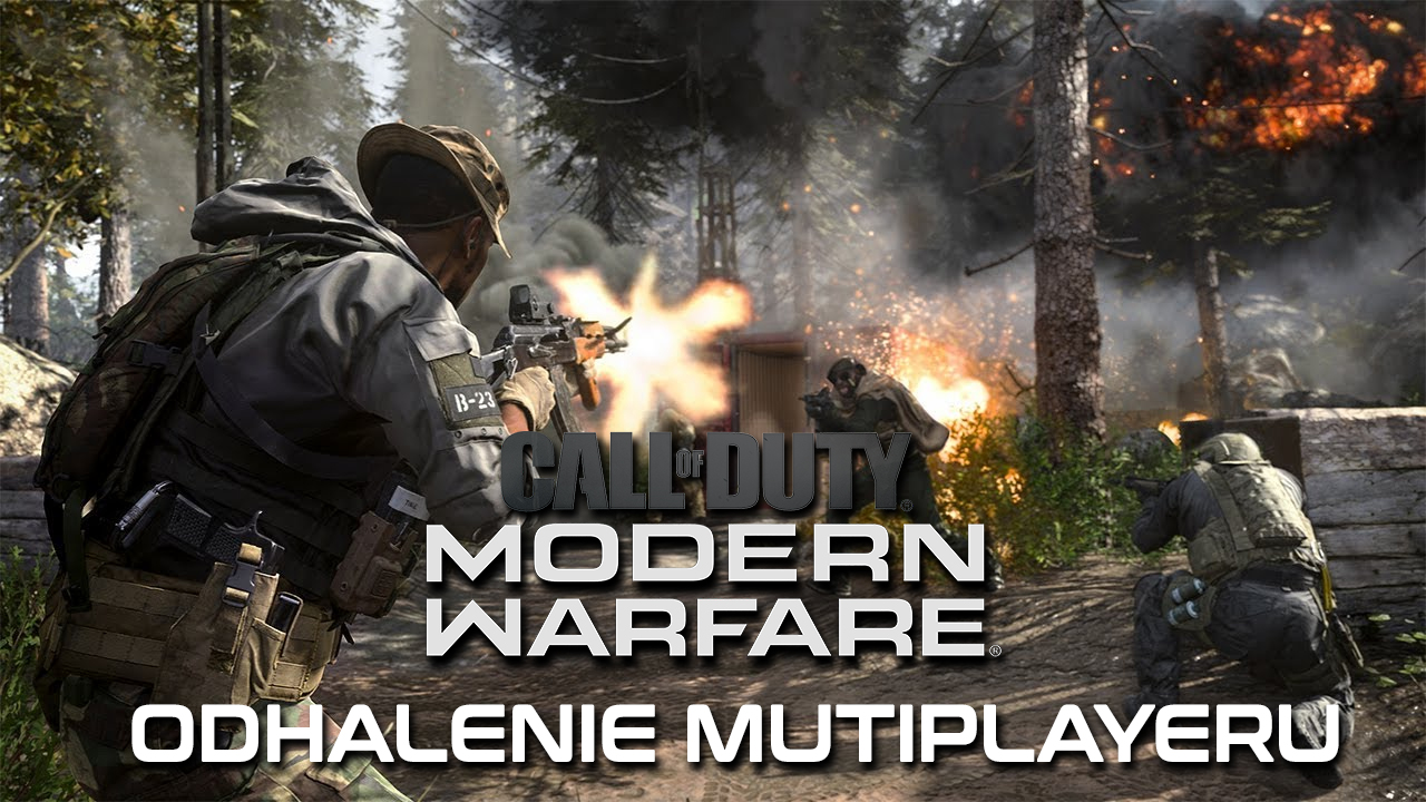Call of Duty: Modern Warfare Multiplayer