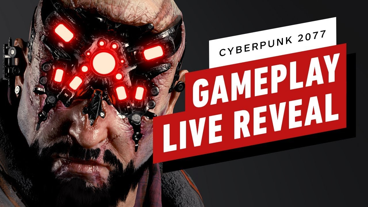 Cyberpunk 2077 Live Gameplay