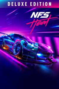 Need For Speed Heat Deluxe Edition Boxart