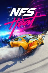 Need For Speed Heat Standard Edition Boxart