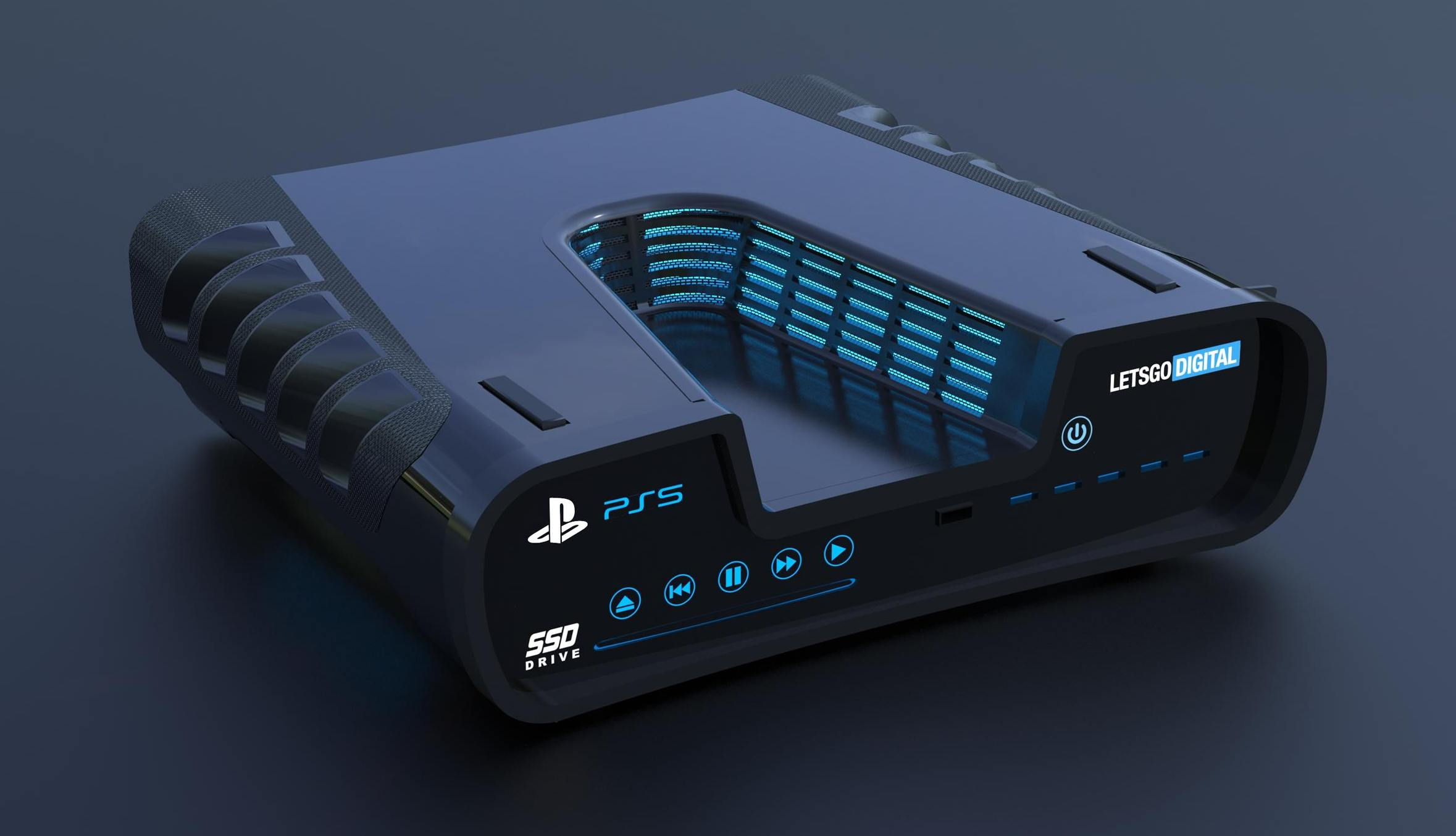 PlayStation 5 Design Devkit