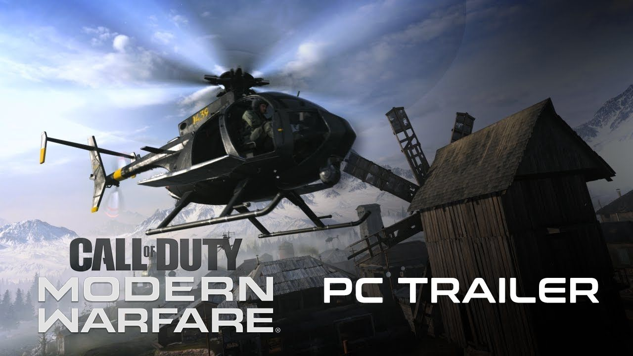 COD Modern Warfare PC