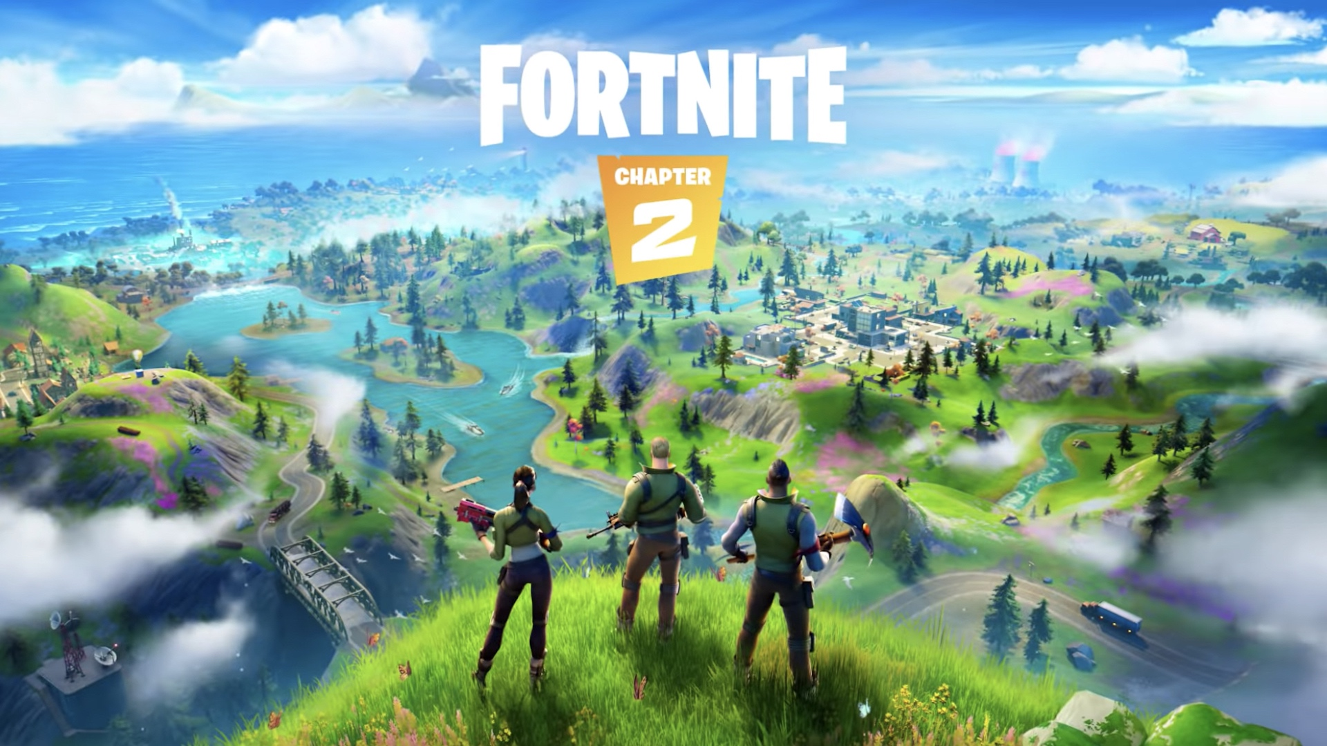 Fortnite: Chapter 2