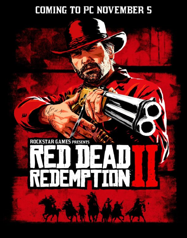 Red Dead Redemption 2 PC verzia