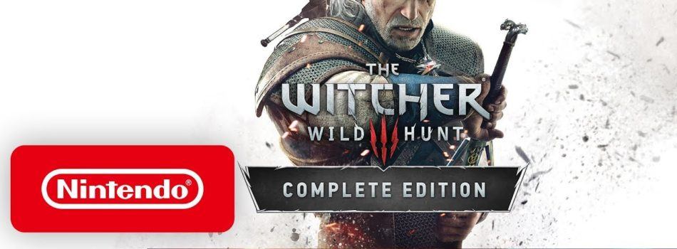 The Witcher 3: Complete Edition Switch