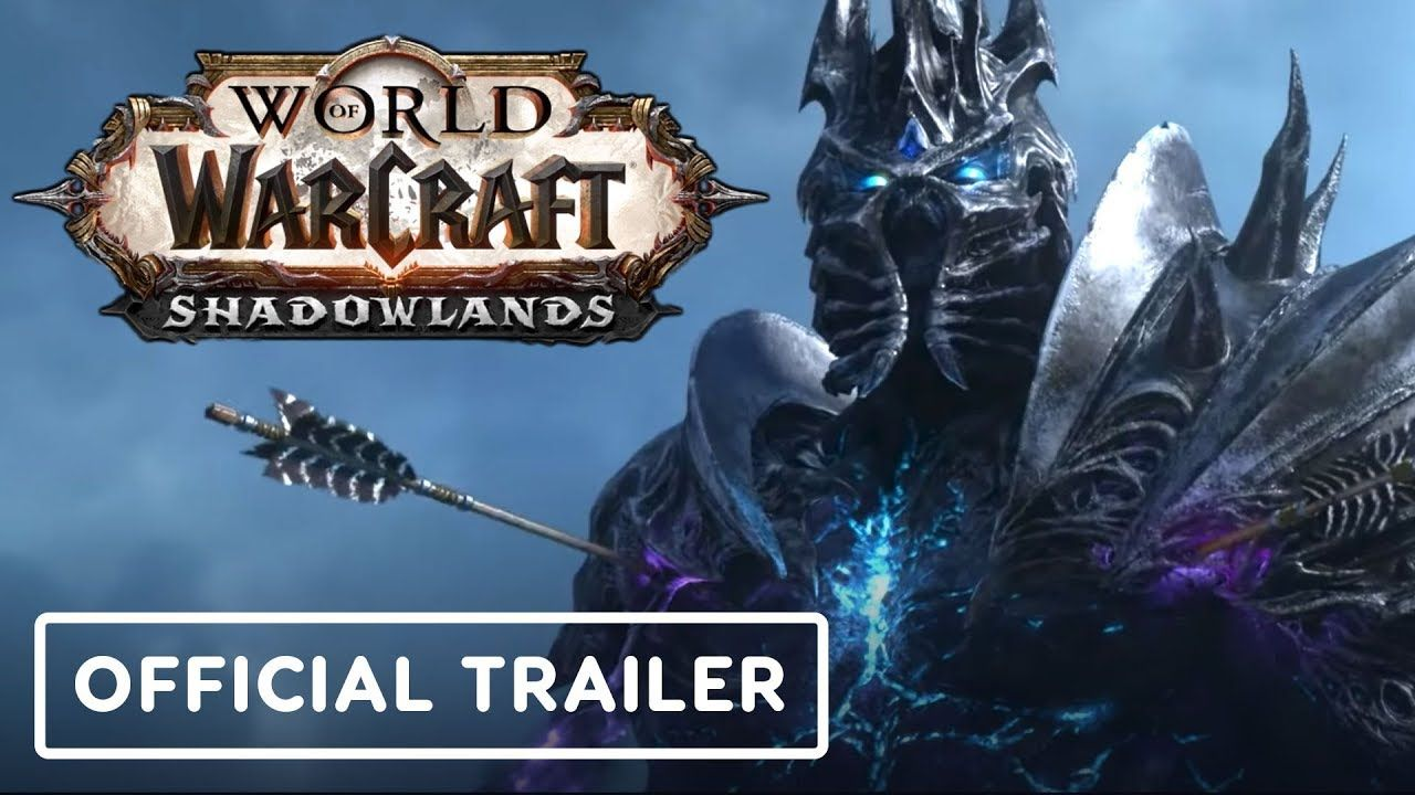 World of Warcraft Shadowlands trailer