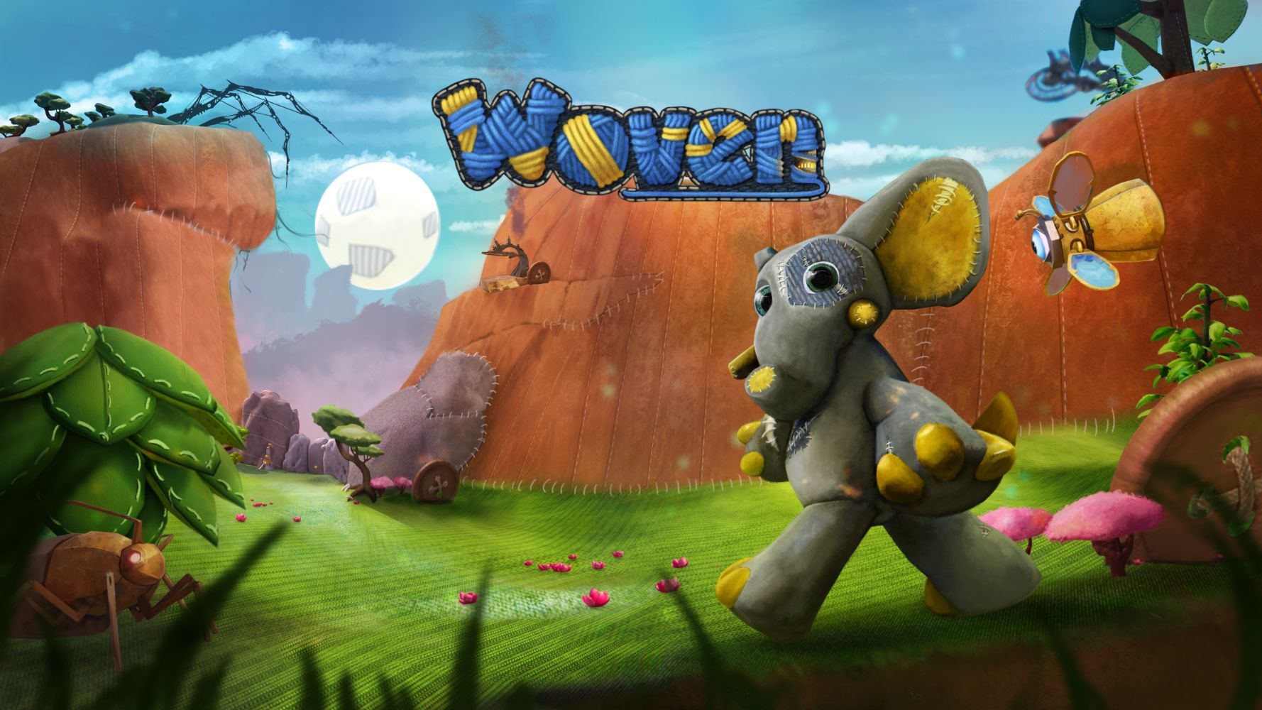 Woven Game Screenshot