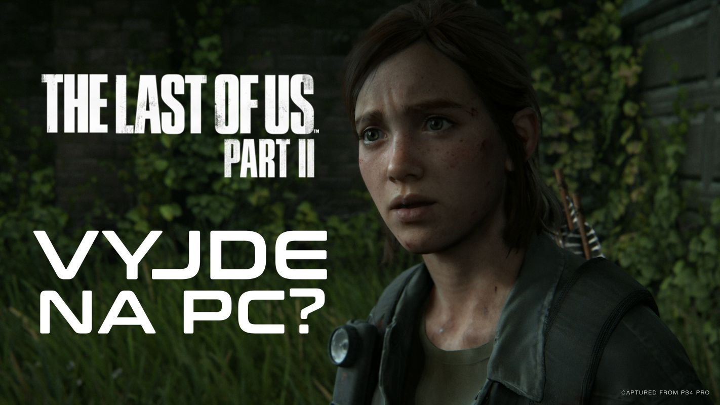 The Last of Us Part II na PC
