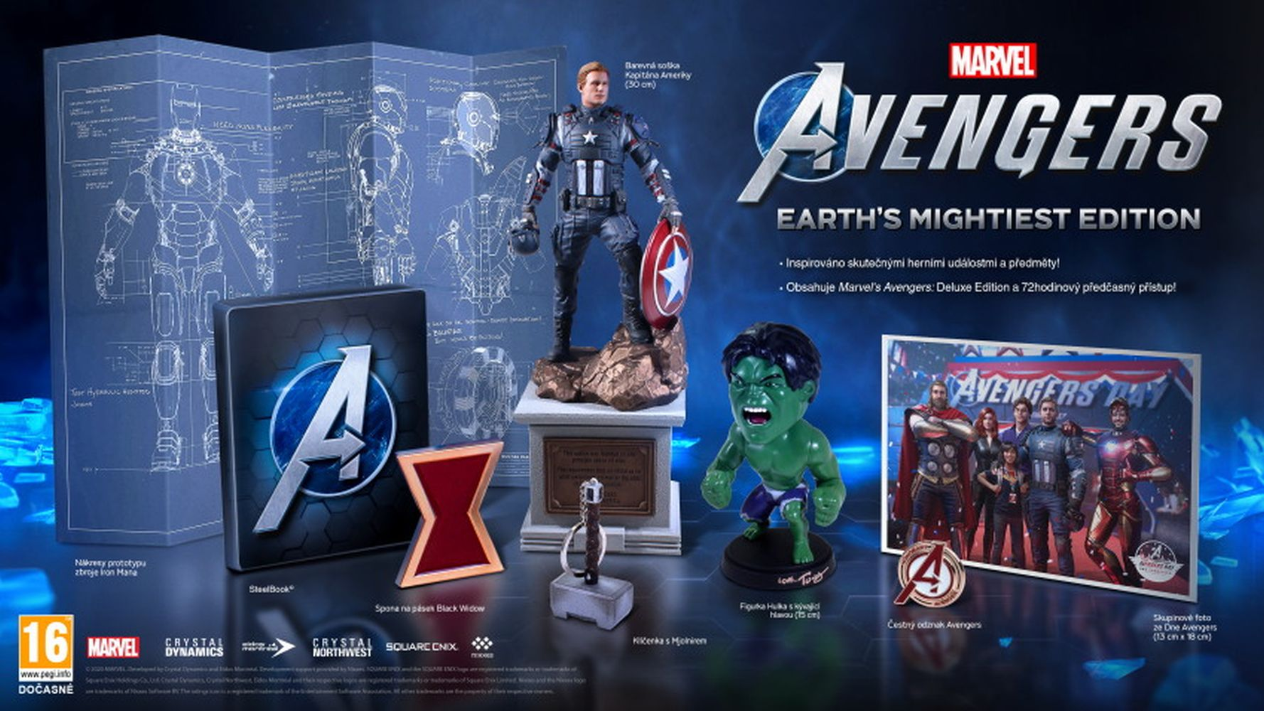 Avengers Collectors Edition