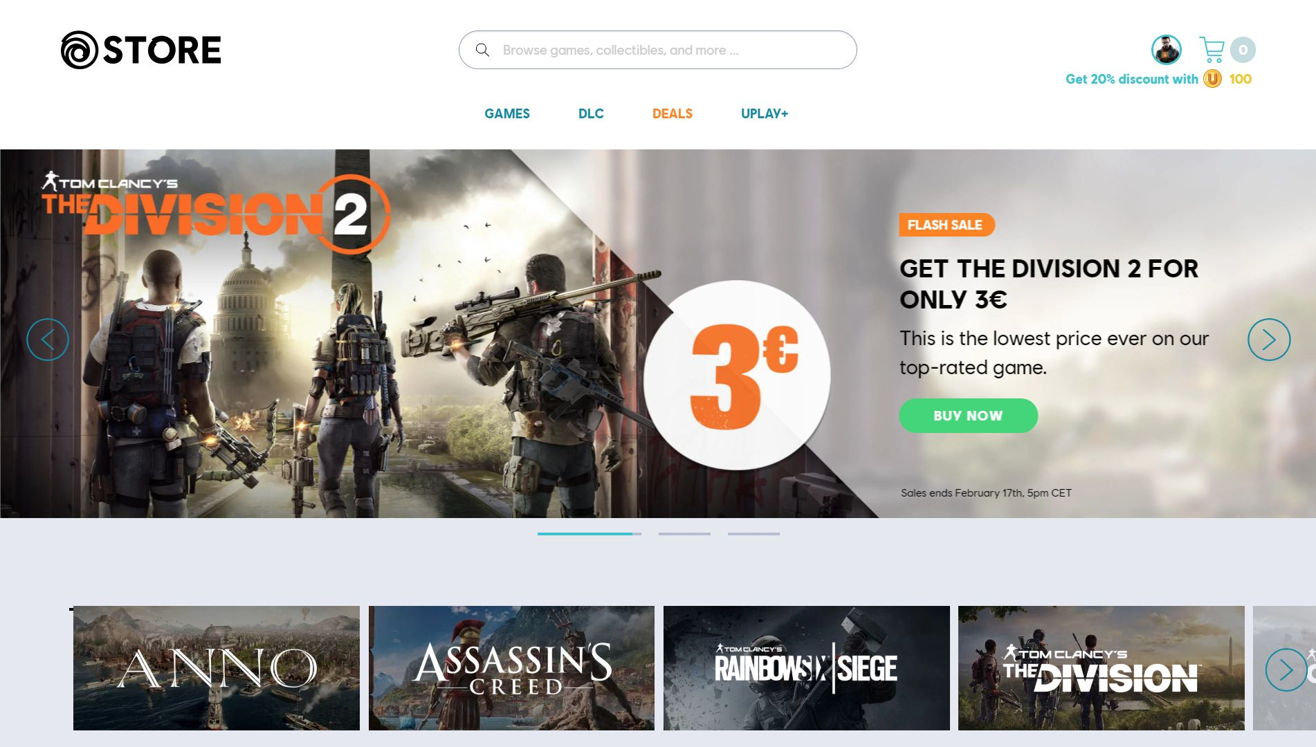 The Division 2 Price