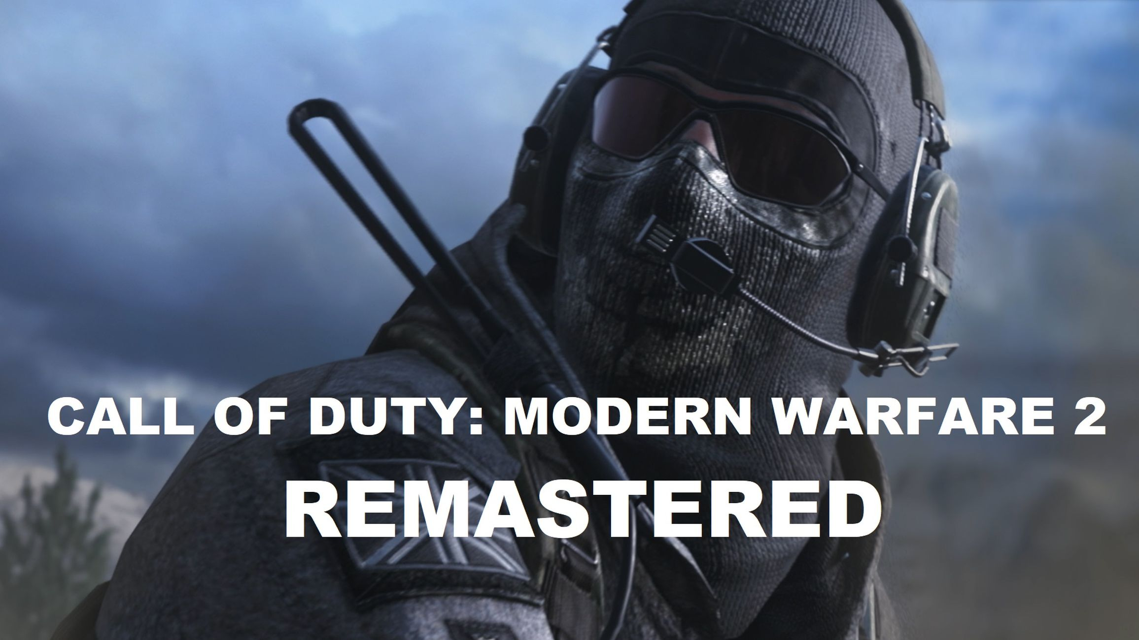 COD Modern Warfare 2 Remastered
