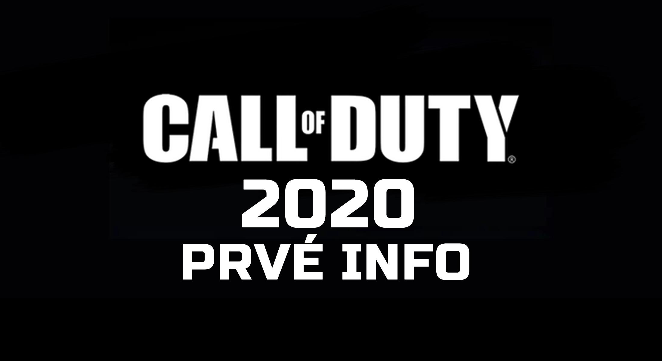Call of Duty 2020 Logo PNG