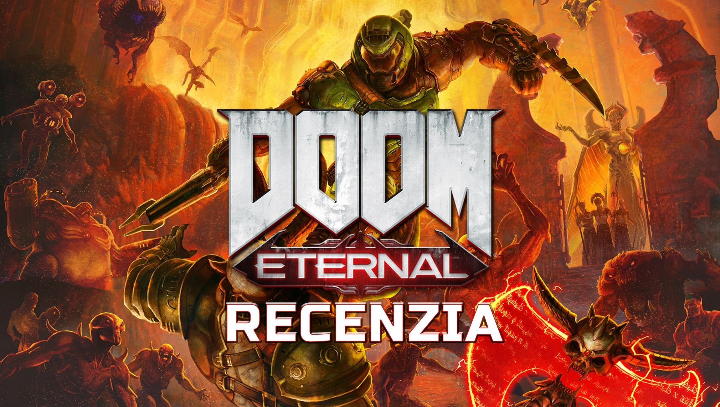 DOOM Eternal Recenzia PS4