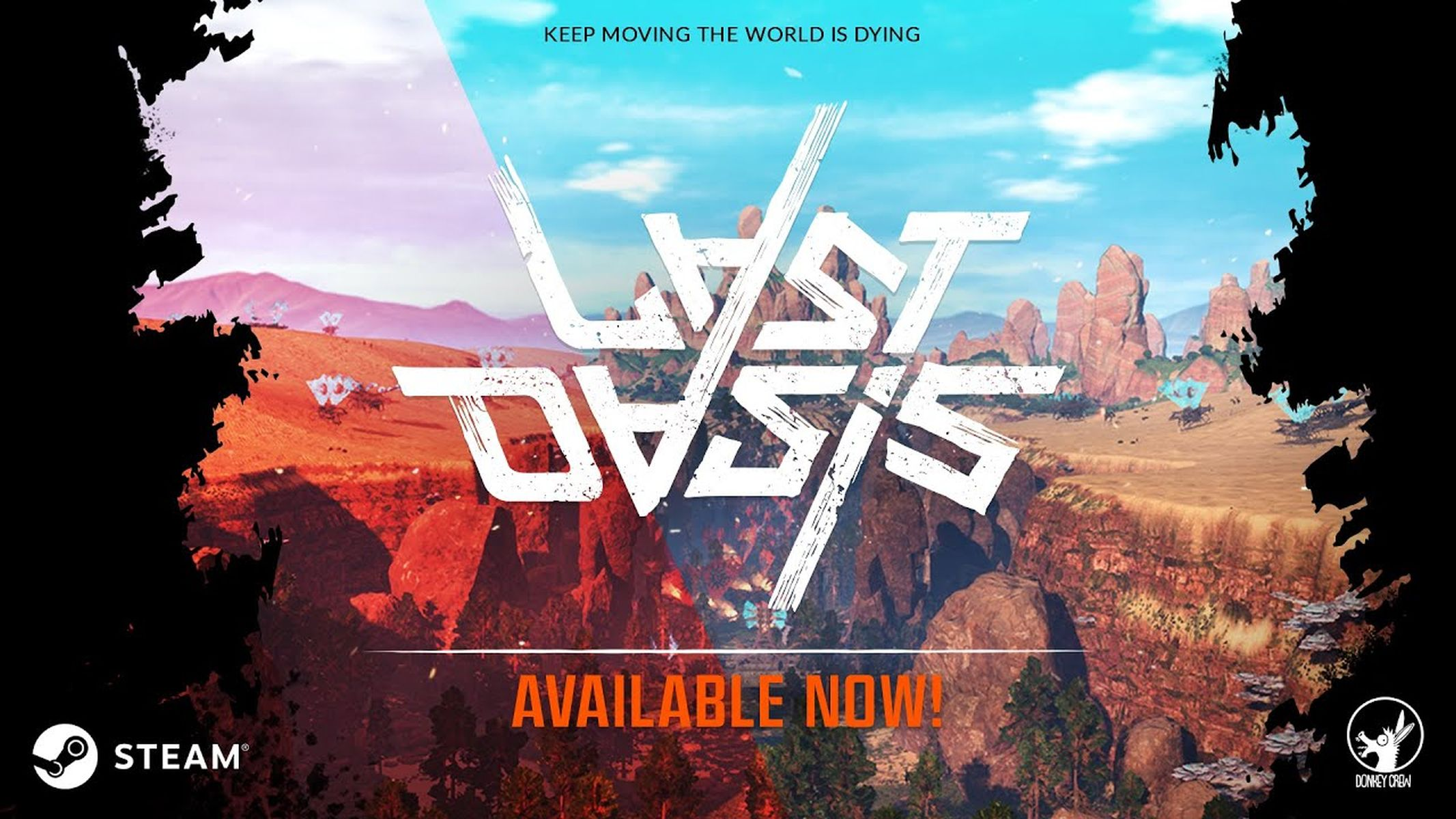 Last Oasis Steam Early Access